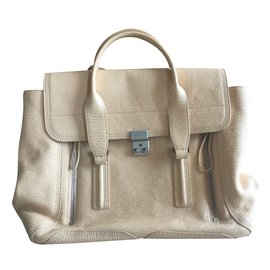 3.1 Phillip Lim-Handbag-Beige