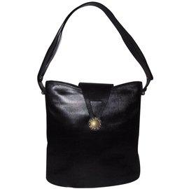 Nina Ricci-Handbag-Black