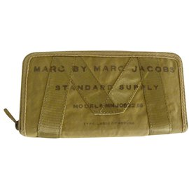 Marc by Marc Jacobs-Wallet-Mustard