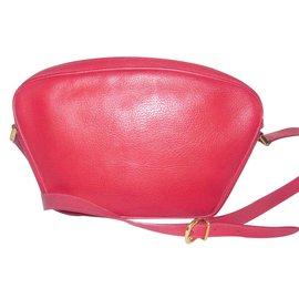 Gucci-Bandolieer handbag-Red