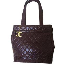 Chanel-Handbag-Purple