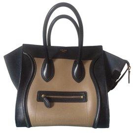 Céline-Luggage Mini-Multiple colors