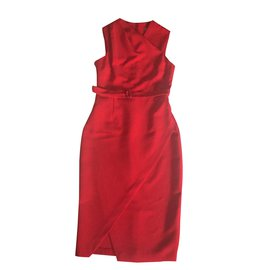 Asos-Dress-Red