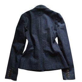 Dolce & Gabbana-Jacket-Blue