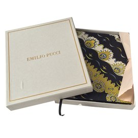 Emilio Pucci-bloc-notes de collection-Multicolore