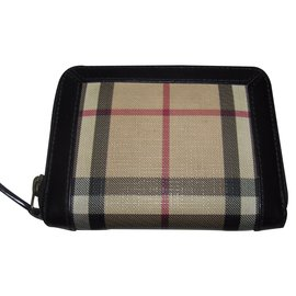Burberry-Card holder / wallet-Brown