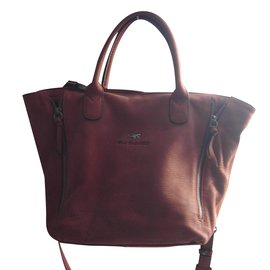 Autre Marque-Gil Holsters Handbag-Cognac
