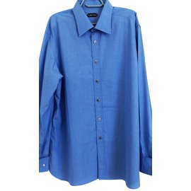 Tom Ford-Shirt-Blue