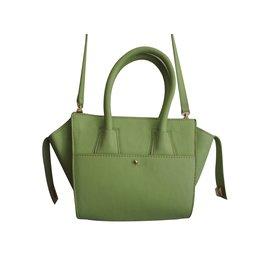 29056c20aa39 Hôtel Particulier-Handbag-Green ...