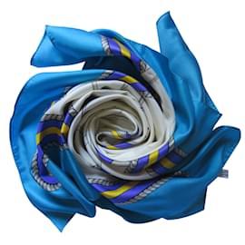 Céline-Scarf-Blue