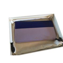 Céline-Purse-Purple