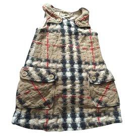 Burberry-Robes fille-Autre