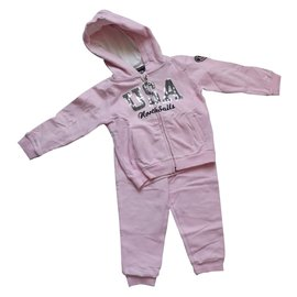 North Sails-Girls ensemble-Pink