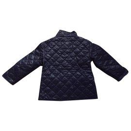 Woolrich-Blouson-Bleu