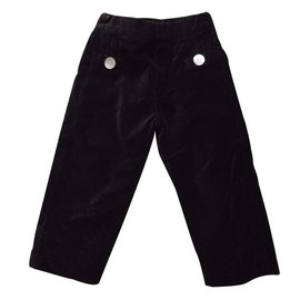 Tartine et Chocolat-Pantalons fille-Noir