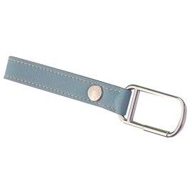 Hermès-Key chain-Blue