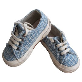 Superga-Sneakers-Blue