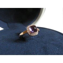 Fred-Pain de Sucre, diamants et améthyste - 1750 EUR-Violet