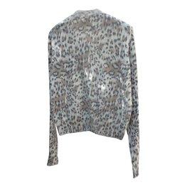 Chloé-Cardigan-Leopard print