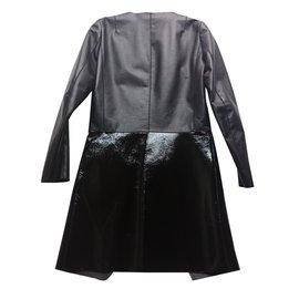 Fendi-Manteau-Noir