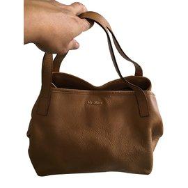 Max Mara Handbag Caramel