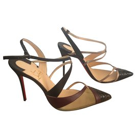 Christian Louboutin-Evoluta 100-Multicolore