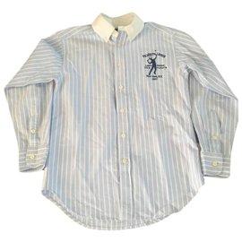Polo Ralph Lauren-Top garçon-Bleu
