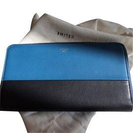 Céline-Wallet-Blue
