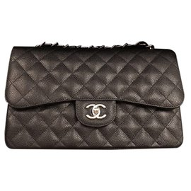 Chanel-Handbag-Black