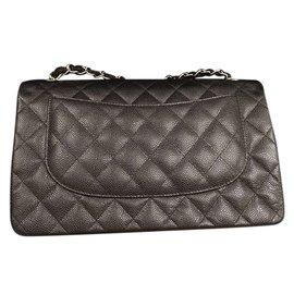 Chanel-Timeless 25cm-Noir