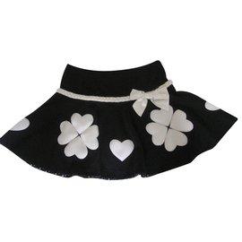 Monnalisa-Skirt-Blue