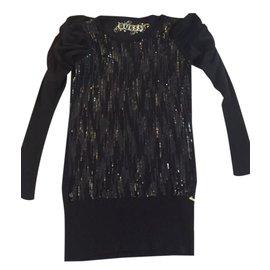 Guess-Dress-Black