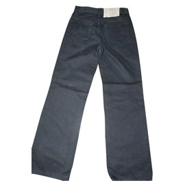 Polo Ralph Lauren-Pantalons garçon-Noir