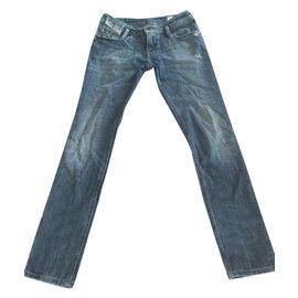 Diesel-Jeans-Blanc
