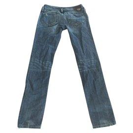 Diesel-Jeans-White