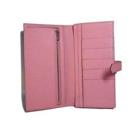 Hermès-Béarn-Pink