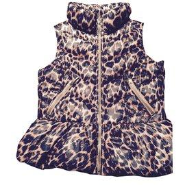 Juicy Couture-Blouson-Imprimé léopard