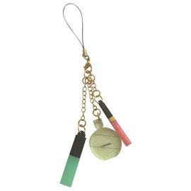 Chanel-Bijoux de portable-Multicolore