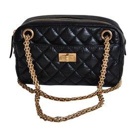 Chanel-Camara 2.55-Black