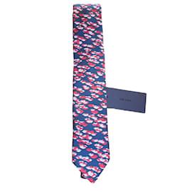 Prada-Cravate-Multicolore
