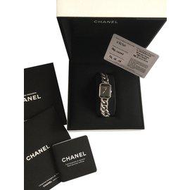 Chanel-Fine watch-Silvery