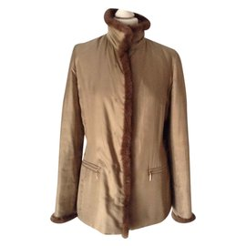 Burberry-Jacket-Brown