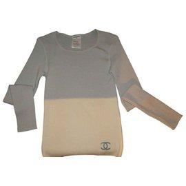Chanel-Sweater-Beige