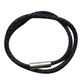 Hermès-Bracelet Hermes Goliath-Noir