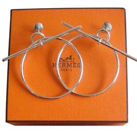 Hermès-Loop-Argenté