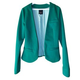 Ichi-Jacket-Green