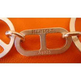 Hermès-Azur-Argenté