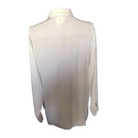 Yves Saint Laurent-Chemise-Blanc