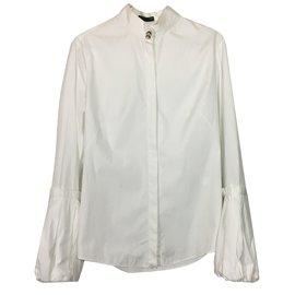 Alexander Mcqueen-Shirt-White