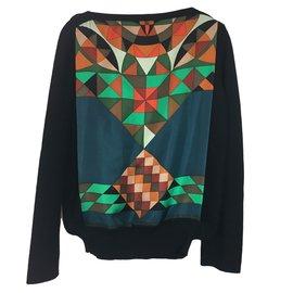 Hermès-Pulll-Multicolore